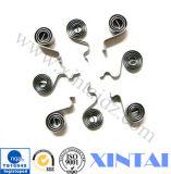 Изготовленный на заказ спиральная пружина вортекса металла высокого качества
