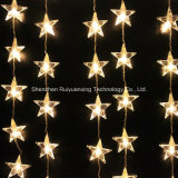 40 LED Star String Light per Christmas Xmax (Warm White)