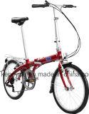 20 скорости материала 7 дюйма Bike качества /High Bike алюминиевой складывая светлый складывая