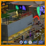 تجاريّة بناية [مودلس/] معرض نموذج/معماريّة [مودلينغ بويلدينغ] نموذجيّة صانع/مشروع بناية [مودلس/]