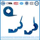 Sellos plásticos de la seguridad del metro del agua con tamaño ajustable