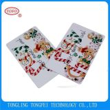 Tintenstrahl-Drucken-Plastikkarte VIP-Geschenk-Karte
