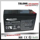 batterie d'acide de plomb du stockage 12V6ah pour le kit solaire