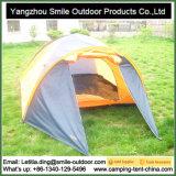 Tenda pieghevole di campeggio a prova di fuoco flessibile del quadrato del mercato della vetroresina
