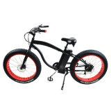 26 bici gorda eléctrica del neumático de la batería de litio de la pulgada 350W 36V