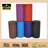カプセルおよび丸薬のためのカラーによってカスタマイズされる食品等級のHDPEのプラスチックびん