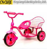 아이들 금속 프레임 아기 세발자전거 Trike