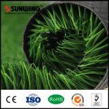 Gramado artificial da grama dos esportes naturais da venda direta da fábrica para o campo de futebol