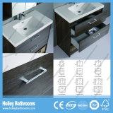 Американское популярное классицистическое вспомогательное оборудование ванной комнаты твердой древесины с шкафом зеркала (BV112W)