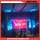Diodo emissor de luz Video Display Screen de P6.25 HD Indoor Rental para Stage/Advertizing