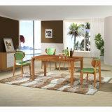 喫茶店(HW-2027C)のための現代木の食事の椅子