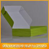Напечатанная таможней коробка цвета бумажная