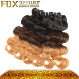 等級8A Virgin Peruvian Human Hair Extension Fashion Noble Hair