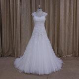 Высокое качество a - линия Bridal платья невеста