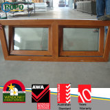 Цветастое окно наклона и поворота PVC, конструкция Windows поворота наклона