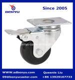 Industrie-PU-Caster mit Schraube