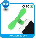 Ventilateur extérieur tenu dans la main portatif se pliant du ventilateur USB de petit moteur duel de ventilateur du ventilateur USB de couples