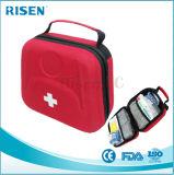 Kit de primeros auxilios impermeable portable del recorrido de EVA de la alta calidad mini