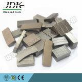 JDK diamante Segmento Segmento Arenisca Granito por segmentos