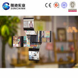 Blocco per grafici creativo della foto della maschera per la decorazione della Camera