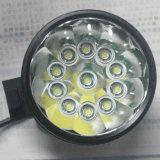 IP68 luz delantera de la bici de la bicicleta de Xml T6 16000lm del CREE del poder más elevado 9/10/11 LED