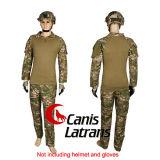 ハンチングワイシャツの軍隊Camouflagedress均一軍のBduはユニフォームに着せる