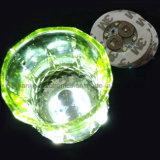 Promotie LEIDEN Licht op Onderlegger voor glazen met Afgedrukt Embleem (4040)