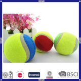 Durable and Lovely Rubber Soft Pet Tennis Ball