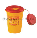 Sale caldo 1L Medical Disposable Sharp Container Box (MT18086121)