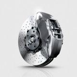 Disques forés de frein pour Ford ISO9001