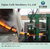 Macchina per colata continua di processo del pezzo fuso d'acciaio