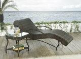 日曜日アルミニウム浜の屋外のラウンジのベッドHc-W-Lb08