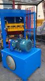 Vollautomatische Sand-Ziegeleimaschine des hydraulischen Kleber-Zcjk6-15