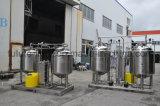 Système pharmaceutique de nettoyage du réservoir CIP de mélange de matériel