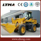 Ltma vordere Ladevorrichtung 2.5 Tonnen-MiniVorderseite-Ladevorrichtung