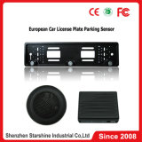 Europese Nummerplaat 3 in 1 Car Parking Sensor met 3 Sensors of 2 Sensors en 1 Camera