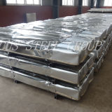 Feuille en acier galvanisée enduite d'une première couche de peinture de toit de la toiture Sheet/PPGI