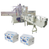 Tissues facciale Paper Packing Machine per Napkin Paper Packaging Machine