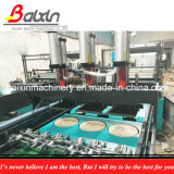 6 Zeilen Plastic Bag Making Machine mit Handle