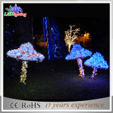 Holiday Outdoor Landscape Garden LED Natal Flor Decoração Light