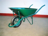 車輪Barrowか庭Wheelbarrow