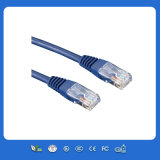 Fluck Pass de Cat 5e Cable/Rj45cable