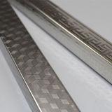Пробка Empaistic нержавеющей стали орнамента ASTM A554 квадратная