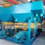 Джиггер малой машины джига концентрации силы тяжести оборудования добычи золота тяжелый минеральный
