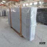 Chinese 12mm Absolute Witte Countertop van het Kwarts Plakken (Q1606071)