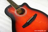 Guitarra acústica de 38 crianças do novato da cor da polegada