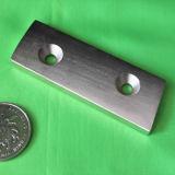De Magneten van het Segment van de boog voor de Turbines van de Wind van het Type van Schijf