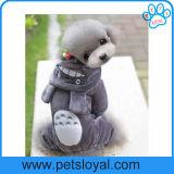 Vestiti caldi del cucciolo del cappotto del cane di animale domestico di vendita della fabbrica