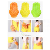 Body Slimming Silicon Hand Gloves Handheld Massager