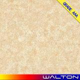 azulejo de suelo Polished del color amarillento 600X600